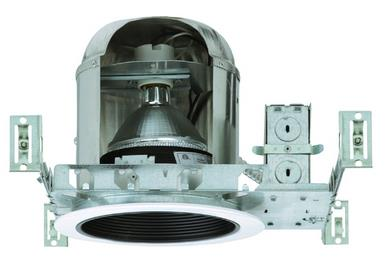 LED New Construction Downlight Housing